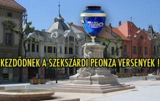 SZEKSZARD-PEONZA
