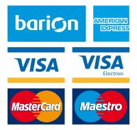 Barion - bankkártyás fizetés